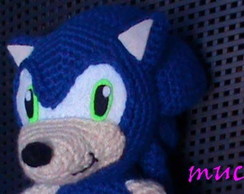 Sonic the Hedgehog Amigurumi
