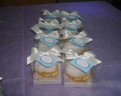 Cupcake Toalha