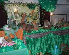 Decora��o de Festa Dinossauros