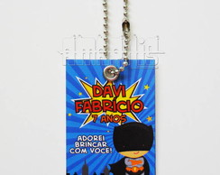 Tag Personalizado - Boneco Batman