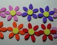 Aplique Flor de EVA