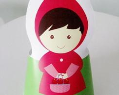 Paper Toy Chap�uzinho Vermelho