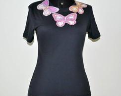 Camiseta - 3 Borboletas