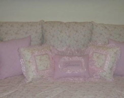 Kit Cama Bab� Rosa 11 pe�as
