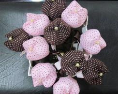 Tulipas - arranjo de flores