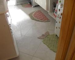 """Tapetes de croch� para cozinha """"frutas"""""""
