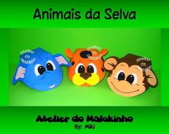Chapeuzinhos Animais da Selva