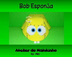 Chapeuzinhos Bob Esponja