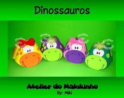 Chapeuzinhos Dinossauros