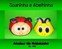 Chap�uzinho Joaninha e Abelhinha