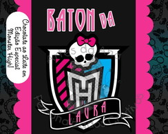 Monster High R�tulo Baton