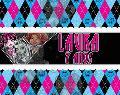 Monster High R�tulo Bis