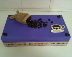 Caixa de Capsulas de caf�