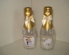 Garrafinha de Champagne em acr�lico