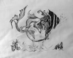 Sereia sobre o Mundo :: S�rie Tatoo