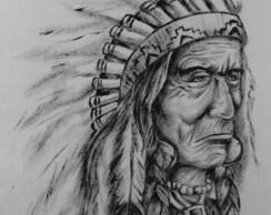 �ndio Navajo :: S�rie Tatoo