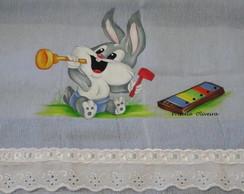 "Fralda Looney Tunes "" Pernalonga """