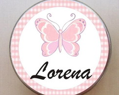 Latinha Borboleta Lorena