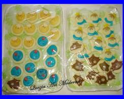 Apliques para cupcakes