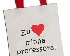 Ecobag Dia Dos Professores