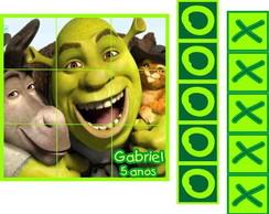 Shrek Jogo Da Velha
