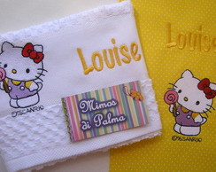 Kit Lanche da Hello Kitty (2 pe�as)