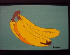 Banana - tamanh0 - 30x20cm