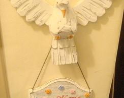 Placa de Divino Esp�rito Santo