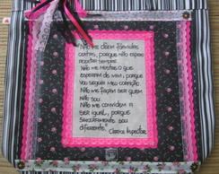 Clarice Lispector (sacola Poema)