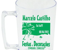 Caneca chopp 350 ml - silk - A VISTA