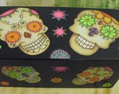 "Caixa CD's ""Caveiras Mexicanas"""