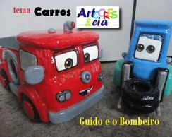 Carros Disney Guido