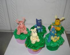cupcake dos backyardigans