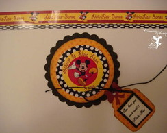 Decora��o Alfajor Mickey cod 32