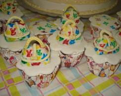cupcake recheados