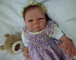 Beb� Reborn Luciana