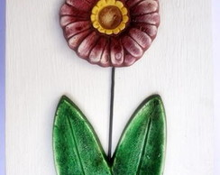ARTE DECOR 2 - SOLIT�RIO GERBERA BORD�