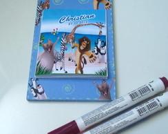 Lembrancinha Madagascar