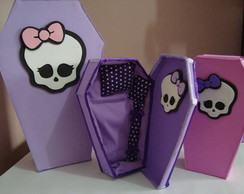 kit caix�es da monster high