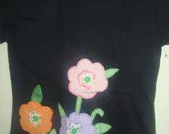 Camisetas Pathwork - Flores 2
