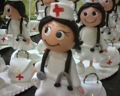 lembrancinhas de Enfermeiras
