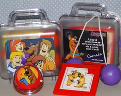 Kit Divers�o � Moda Antiga - Scooby Doo
