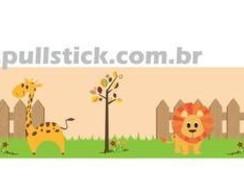 Girafa e Le�o