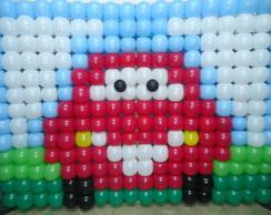 Decora��o de bolas