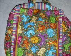 Bolsa para patchwork de gatinho