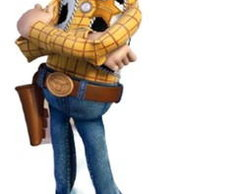 Almofada Woody Toy Story