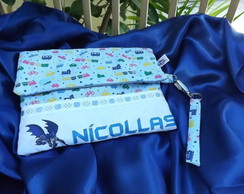 N�cessaire Kit escolar Personalizado