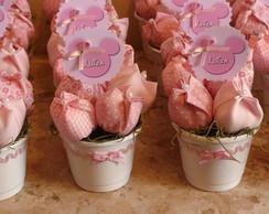 lembran�a vasinho tulipas Perfumadas