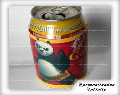 R�tulos Adesivos Latinha Mini Coca-Cola