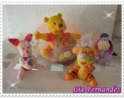 Lembrancinha Ursinho Pooh
